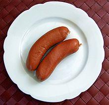 Frankfurter Rindswurst
