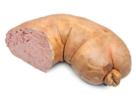 Grobe Leberwurst, Gutsleberwurst 100g